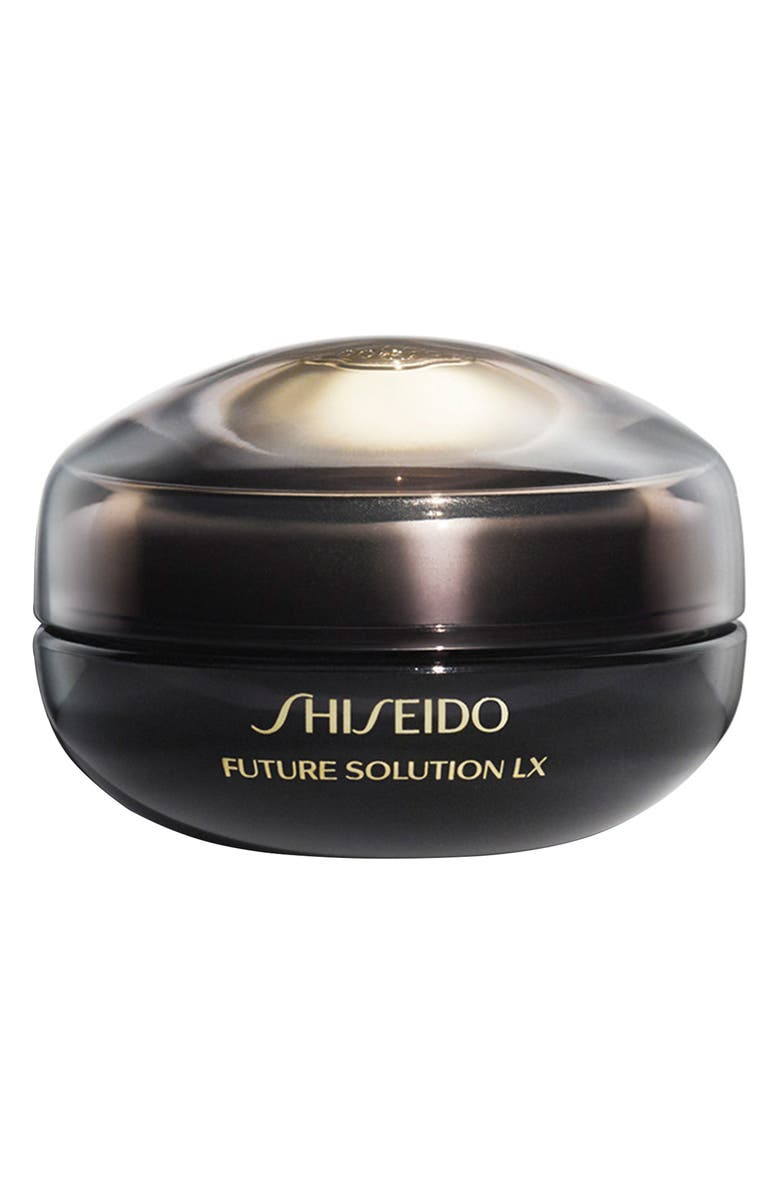 SHISEIDO Future Solution LX Eye & Lip Contour Regenerating Cream, Main, color, NO COLOR