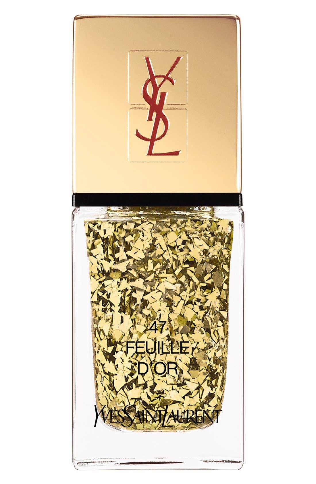 ,                             La Laque Couture Nail Lacquer,                             Main thumbnail 89, color,                             710