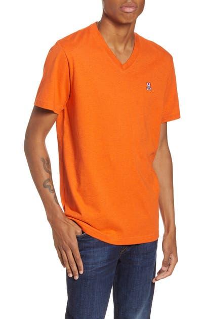 Psycho Bunny T-shirts CLASSIC V-NECK T-SHIRT
