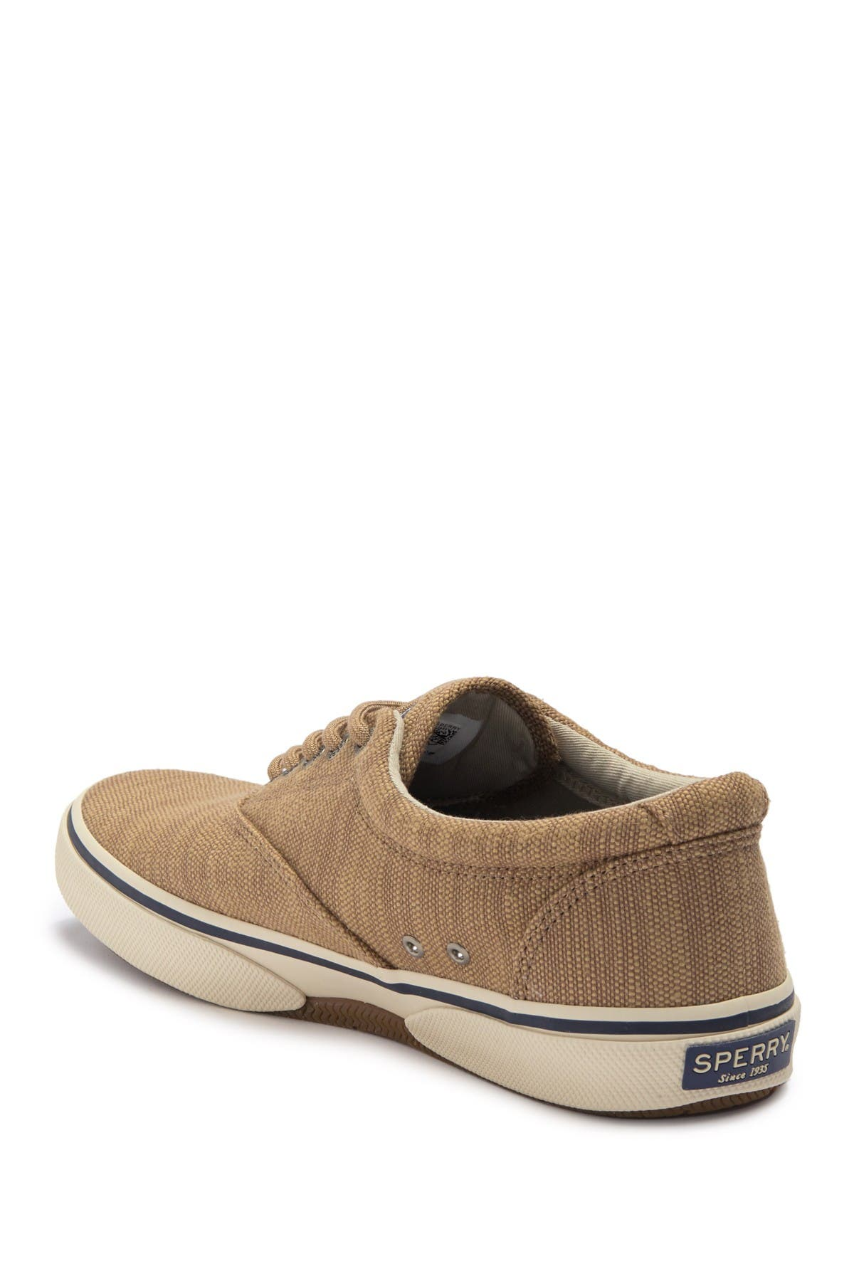 Image of Sperry Halyard CVO Lace-Up Sneaker