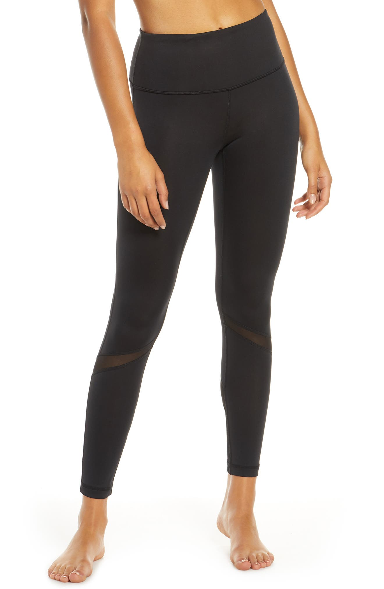 Zella Sunray High Waist Ankle Leggings