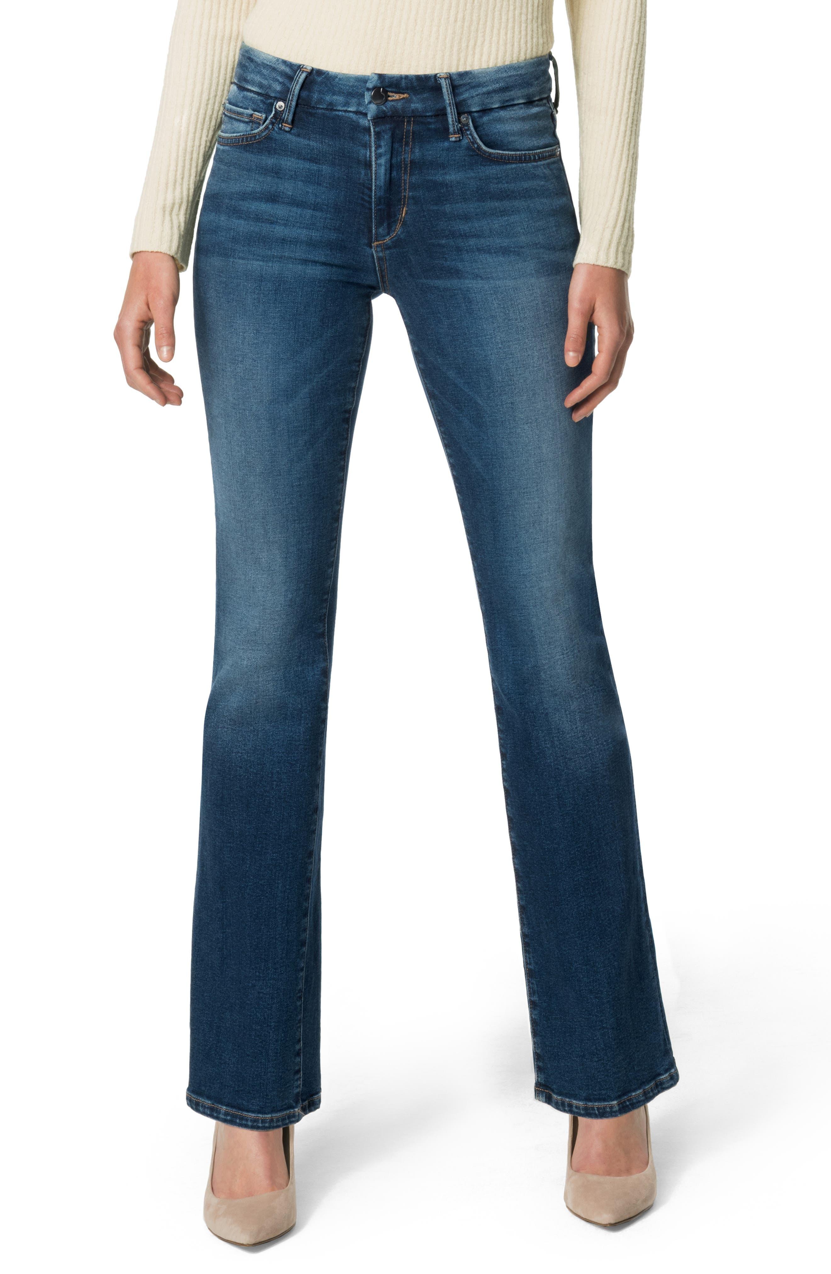 Petite Women's Joe's The Provocateur Bootcut Jeans