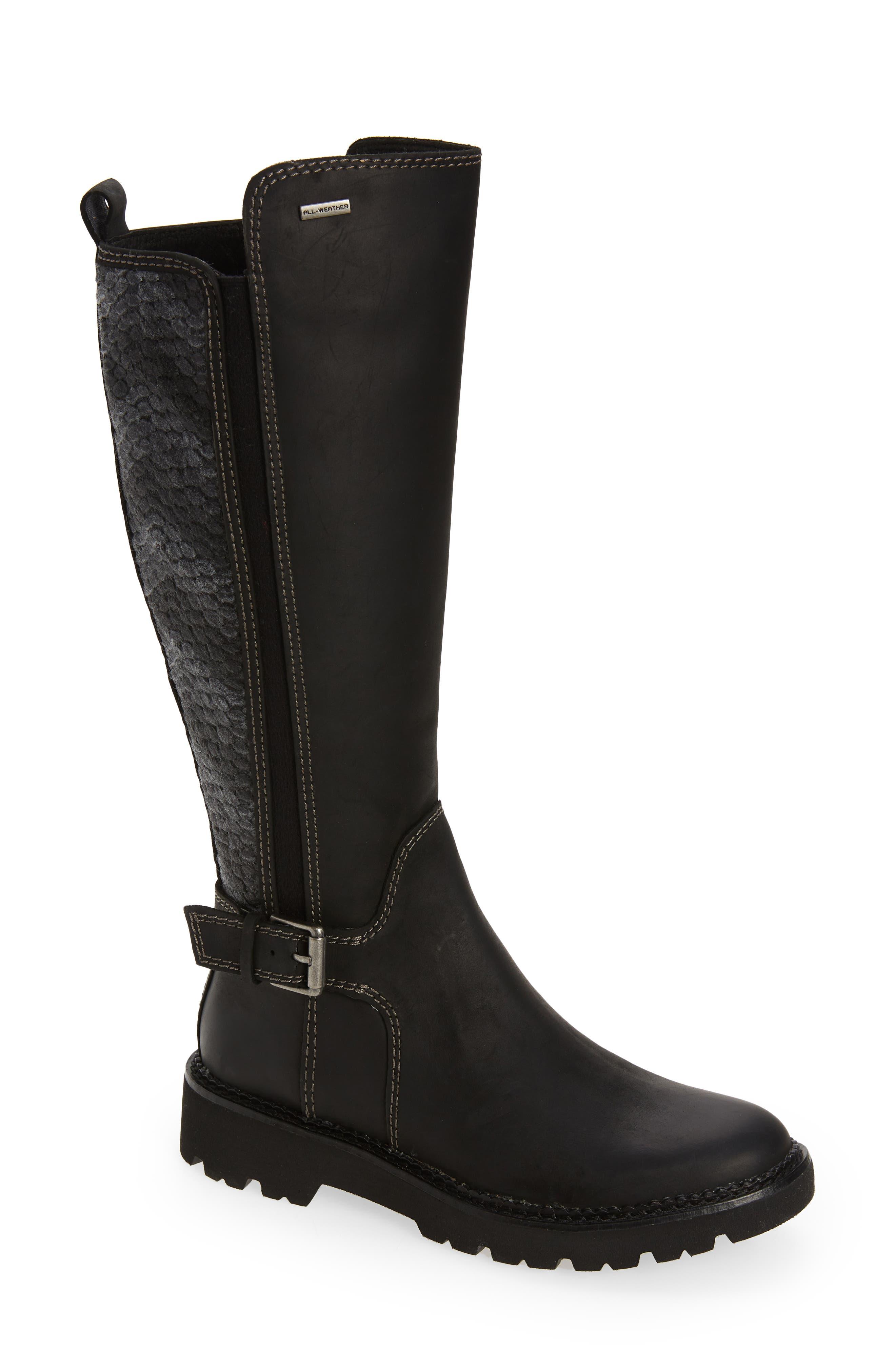 Dawkins Waterproof Tall Boot
