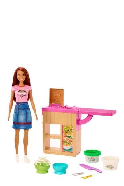 Image of Mattel Barbie® Noodle Maker Doll and Playset