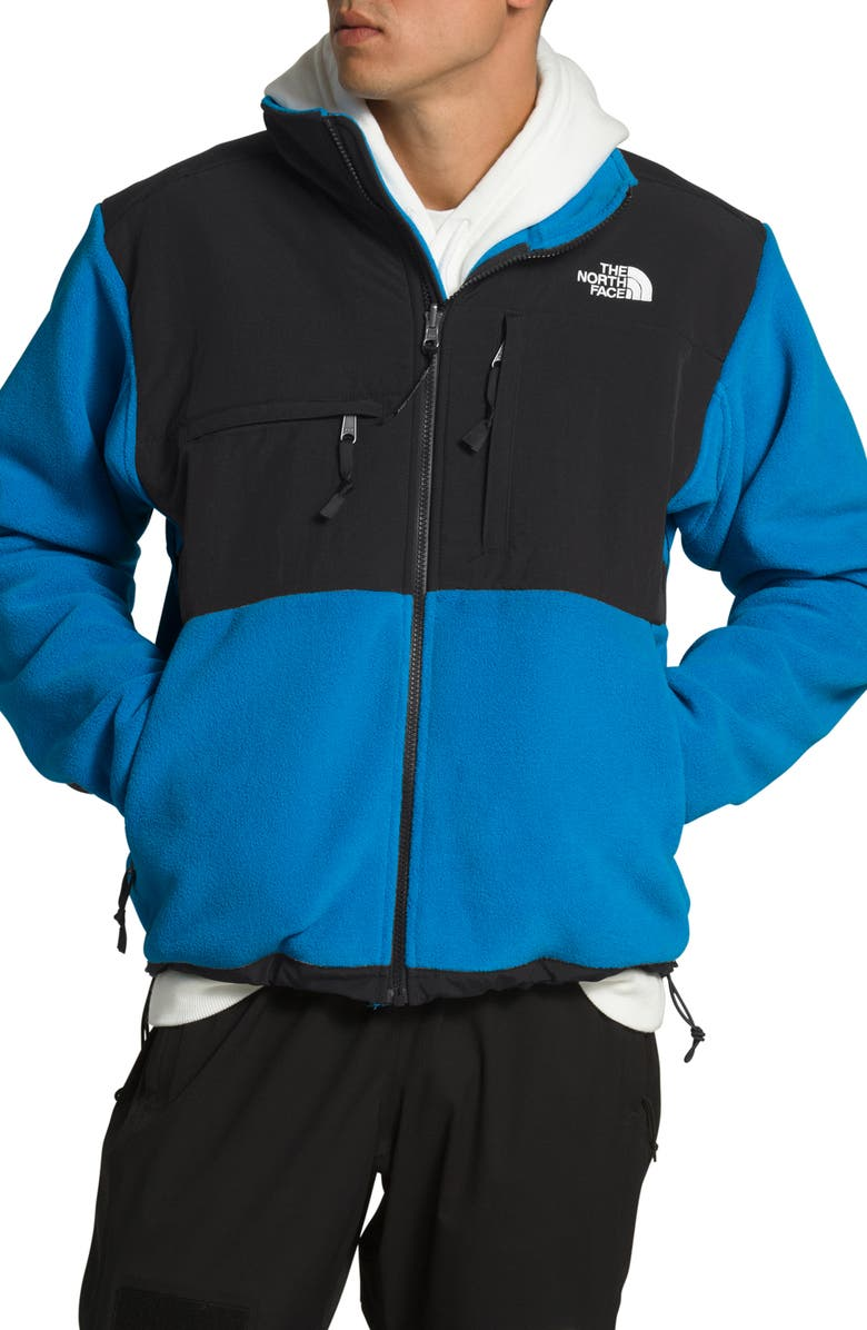 THE NORTH FACE 1995 Retro Denali Recycled Fleece Jacket, Main, color, CLEAR LAKE BLUE