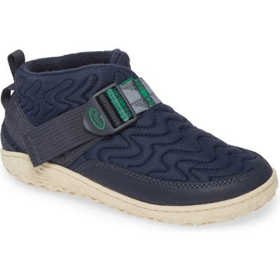 Chaco Ramble Quilted Sneaker, Blue