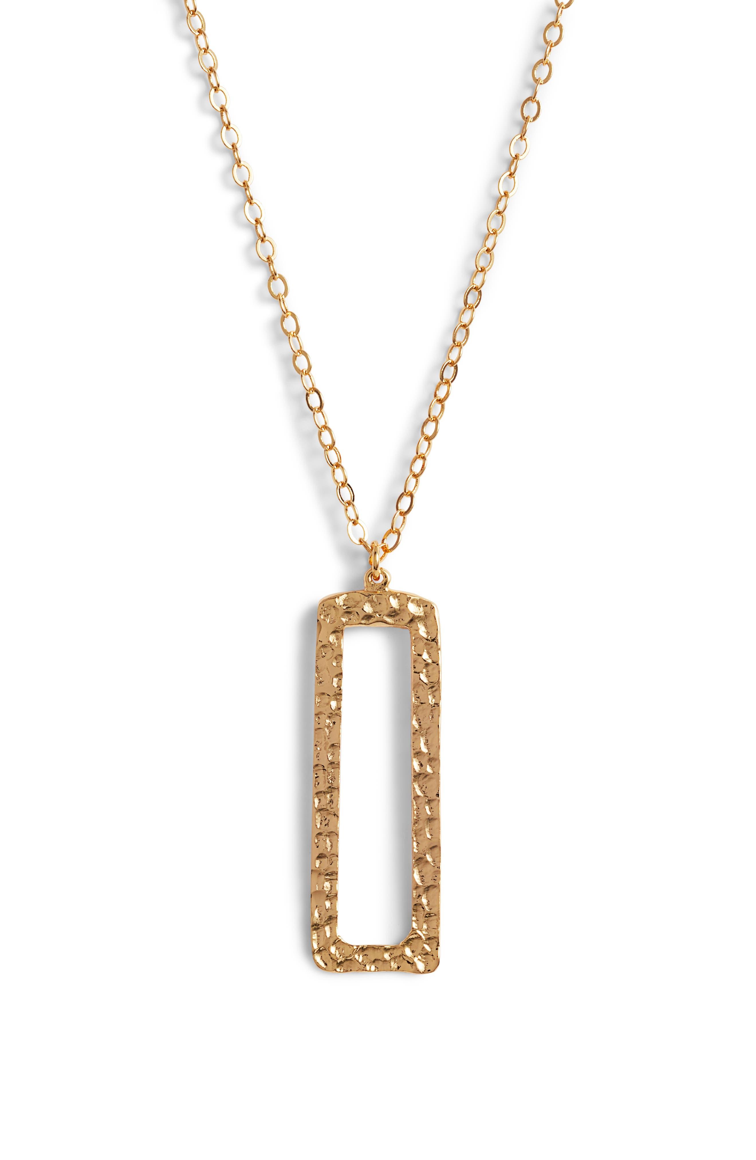 Risqué Pendant Necklace, Main, color, 710