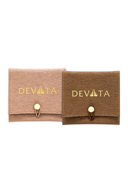 Image of DEVATA Sterling Silver Bali Filigree CZ Pendant Necklace