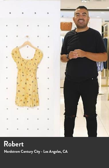 Smocked Minidress, sales video thumbnail