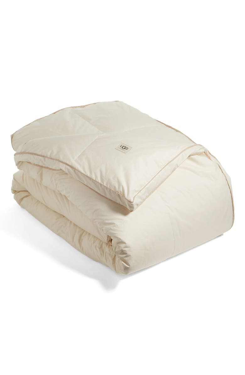 UGG<SUP>®</SUP> Year Round 300 Thread Count Down Comforter, Main, color, 250