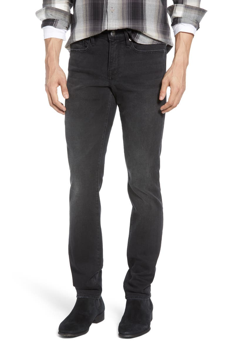FRAME L'Homme Slim Fit Jeans, Main, color, STEINBECK