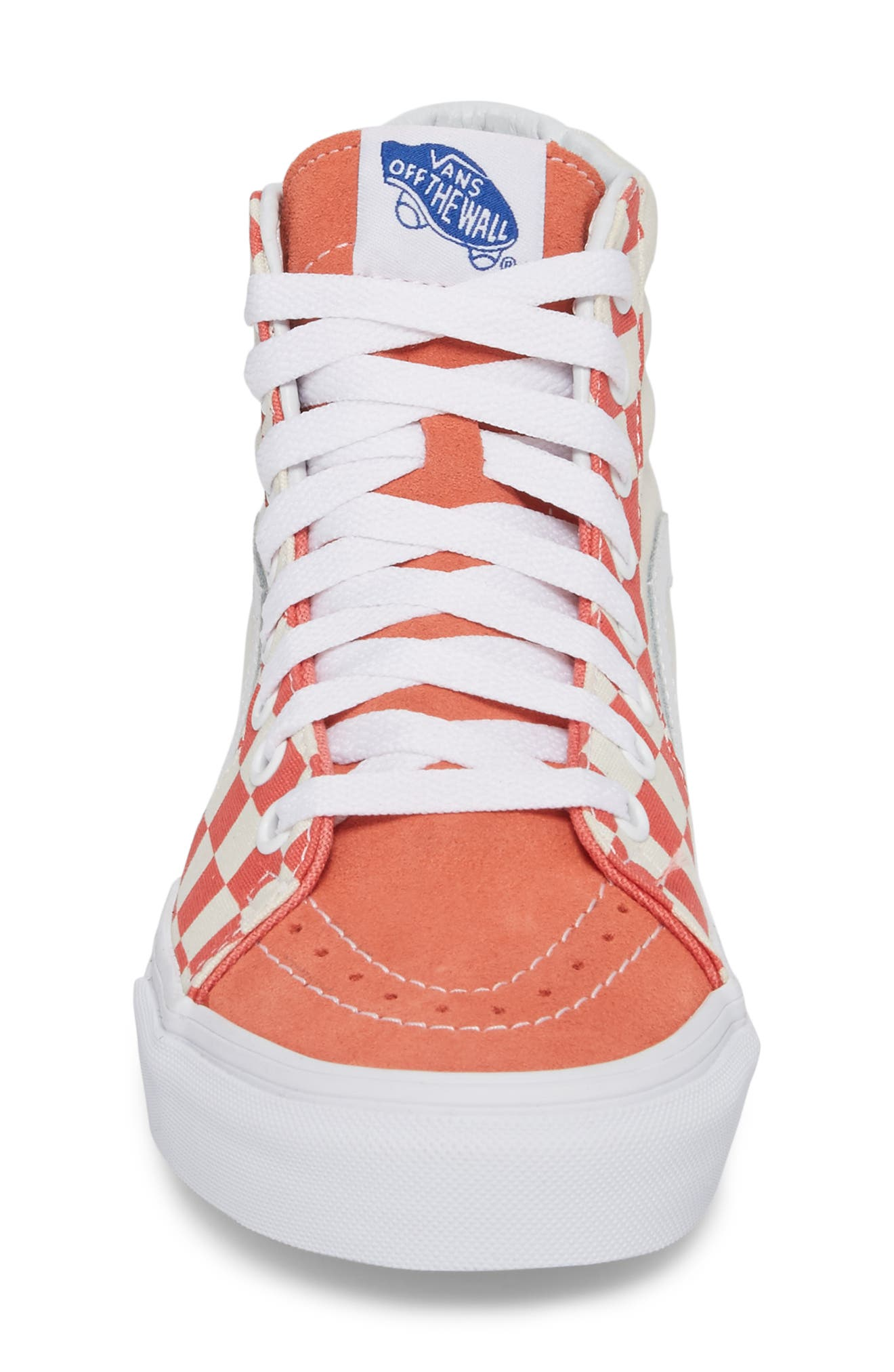 ,                             Sk8-Hi Checker Sneaker,                             Alternate thumbnail 26, color,                             950