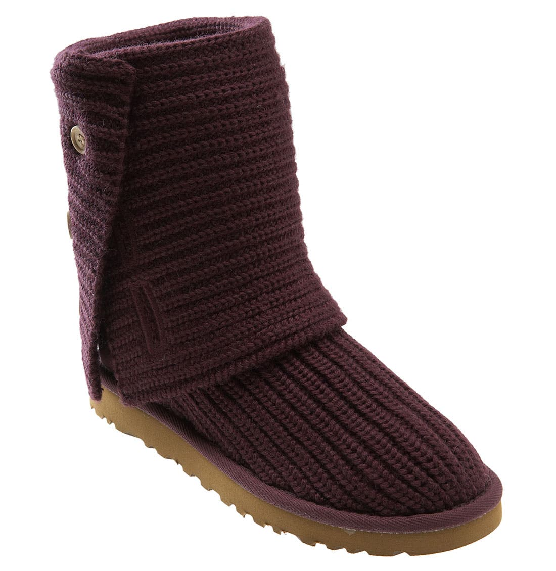 ,                             'Cardy' Classic Knit Boot,                             Main thumbnail 43, color,                             501