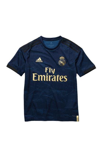 Image of ADIDAS ORIGINALS Real Madrid Soccer Jersey