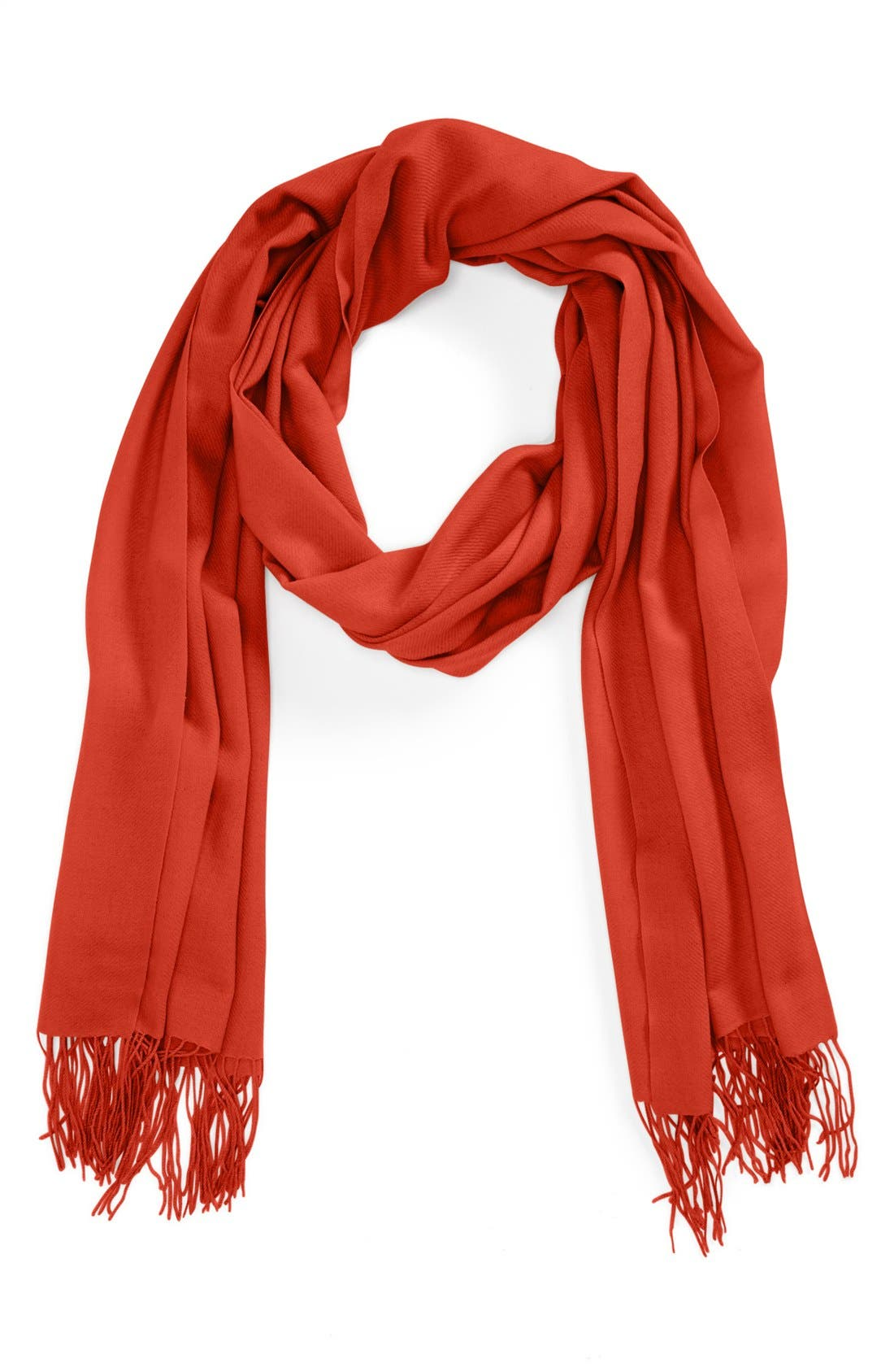 ,                             Tissue Weight Wool & Cashmere Wrap,                             Main thumbnail 171, color,                             643