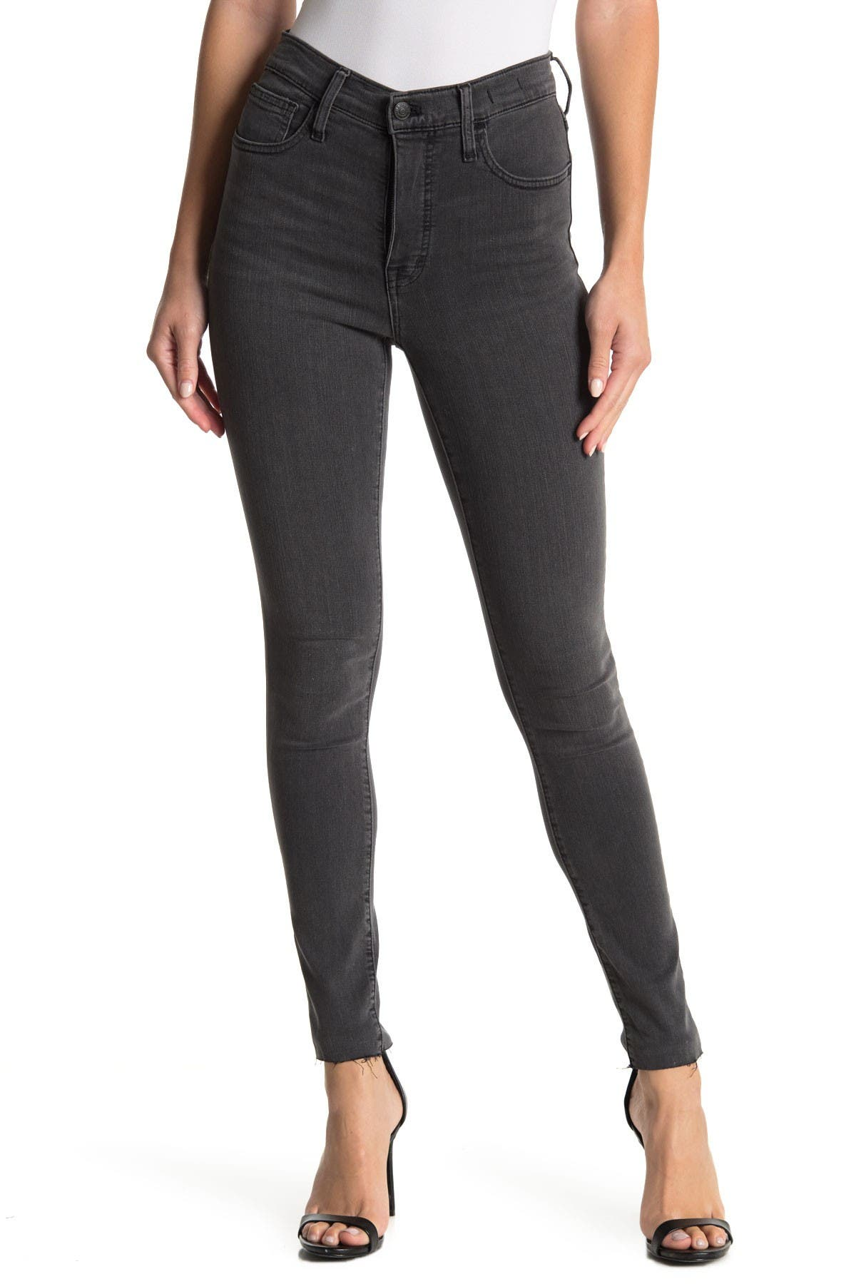 """Image of Madewell 10"""" High Rise Skinny Jeans"""