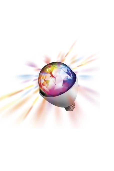 BROOKSTONE - Bulb Party Light Disco Ball