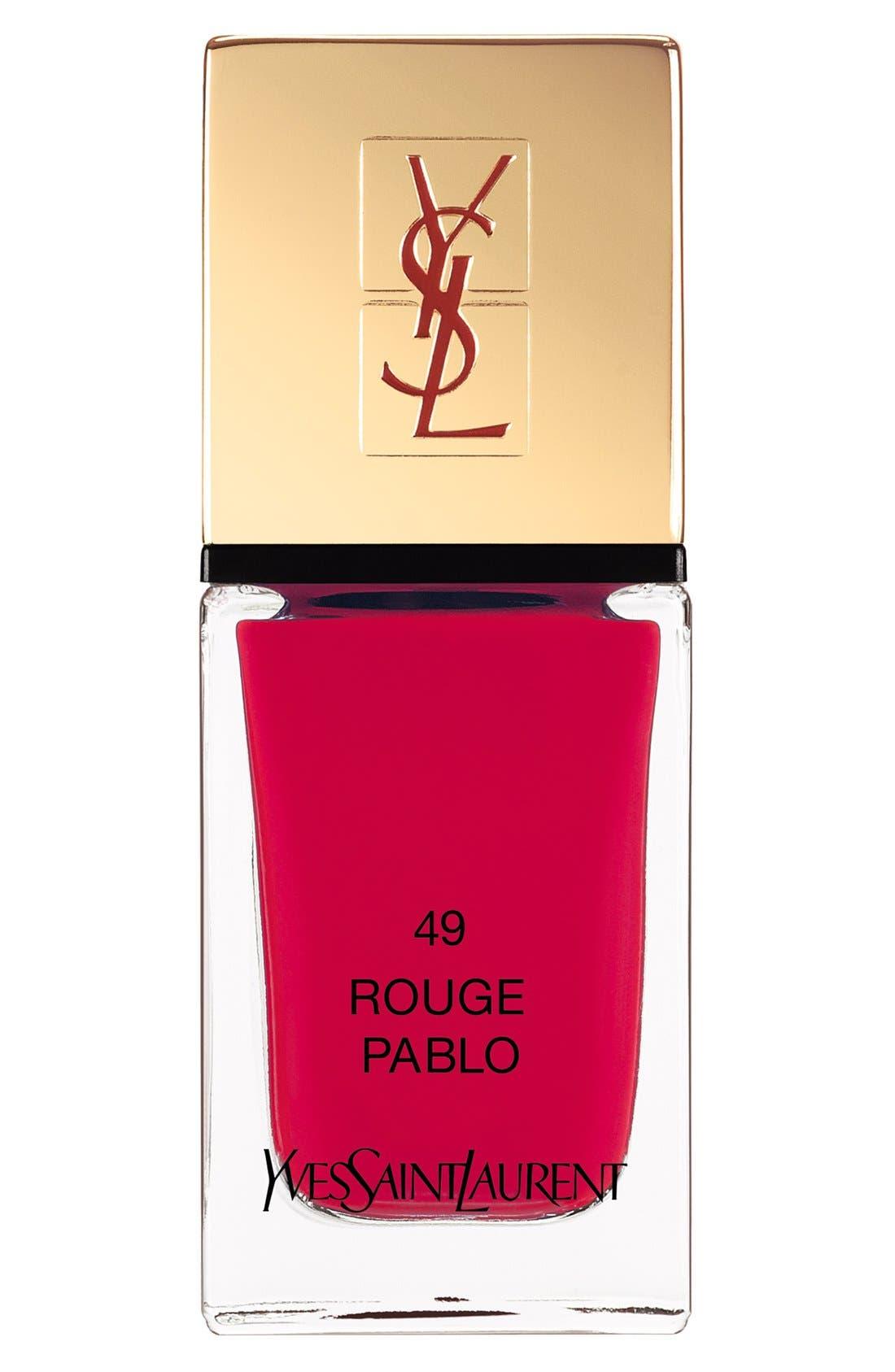 ,                             La Laque Couture Nail Lacquer,                             Main thumbnail 70, color,                             654