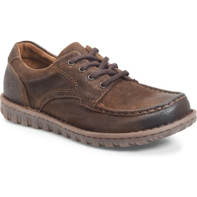 B?rn Gilden Moc Toe Derby, Brown