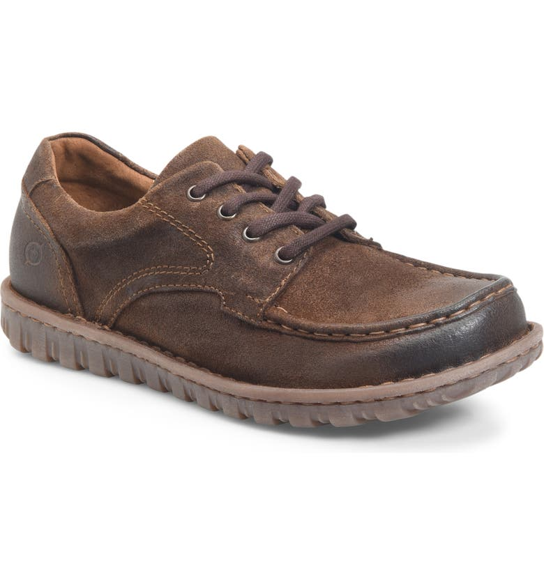 BØRN Gilden Moc Toe Derby, Main, color, 200