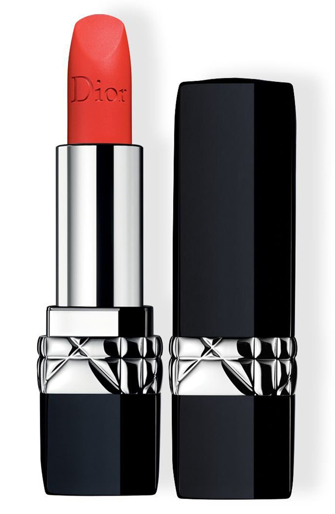 Dior Couture Color Rouge Dior Lipstick - 634 Strong Matte