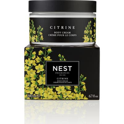 Nest Fragrances Citrine Body Cream