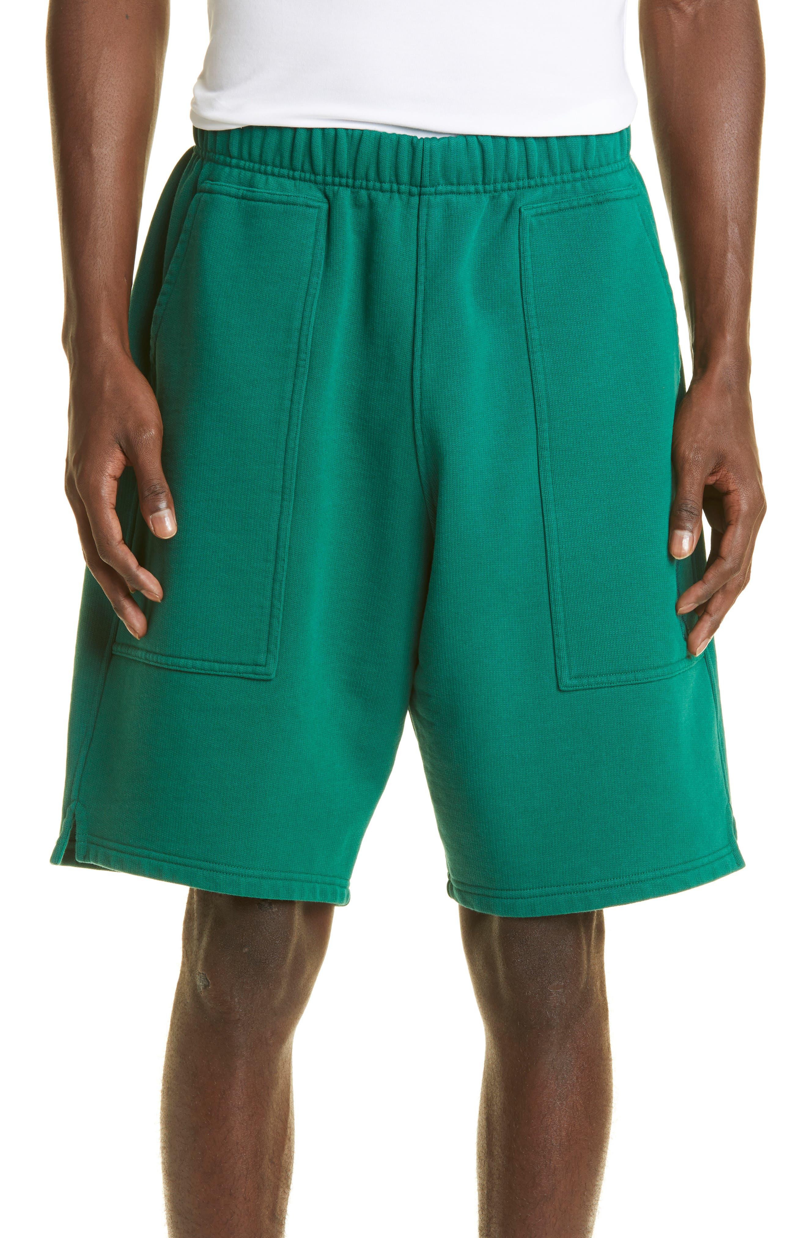 Ami De Coeur Organic Cotton Track Shorts