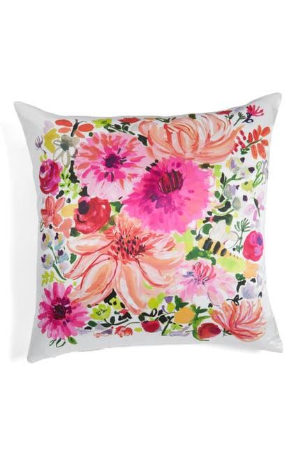 "Image of kate spade new york dahlia floral throw pillow - 20"" x 20"""