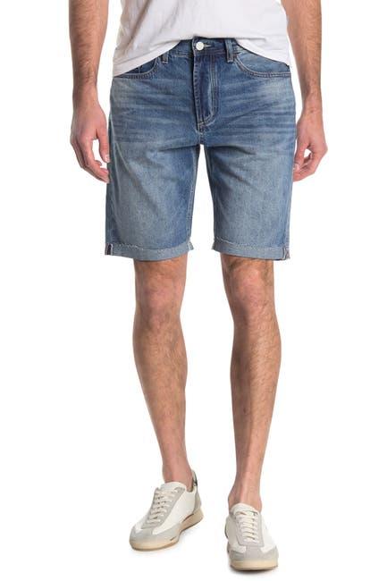 Image of BLANKNYC Denim Wooster Folded Cuff Denim Shorts