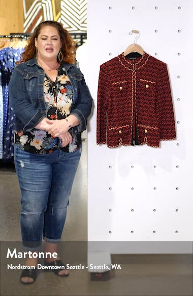 Check Jacquard Jacket, sales video thumbnail