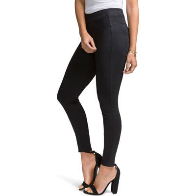 Plus Size Curves 360 By Nydj Sculpted Denim Leggings, Black