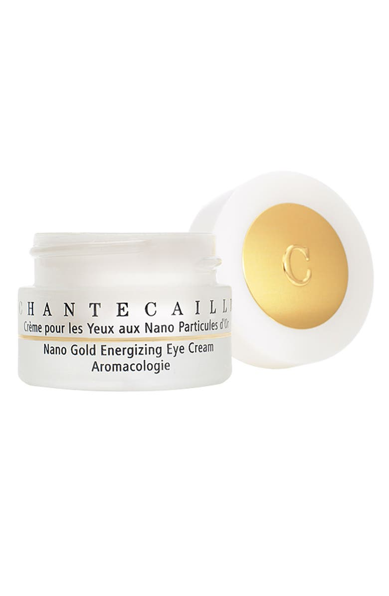 CHANTECAILLE Nano Gold Energizing Eye Cream, Main, color, NO COLOR