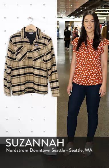 'Fjord' Flannel Shirt Jacket, sales video thumbnail