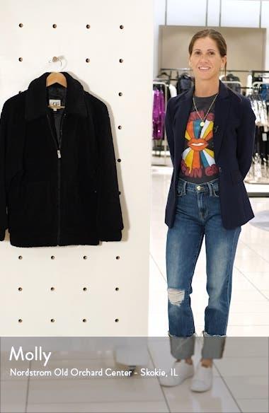 Jackeline Teddy Bear Jacket, sales video thumbnail