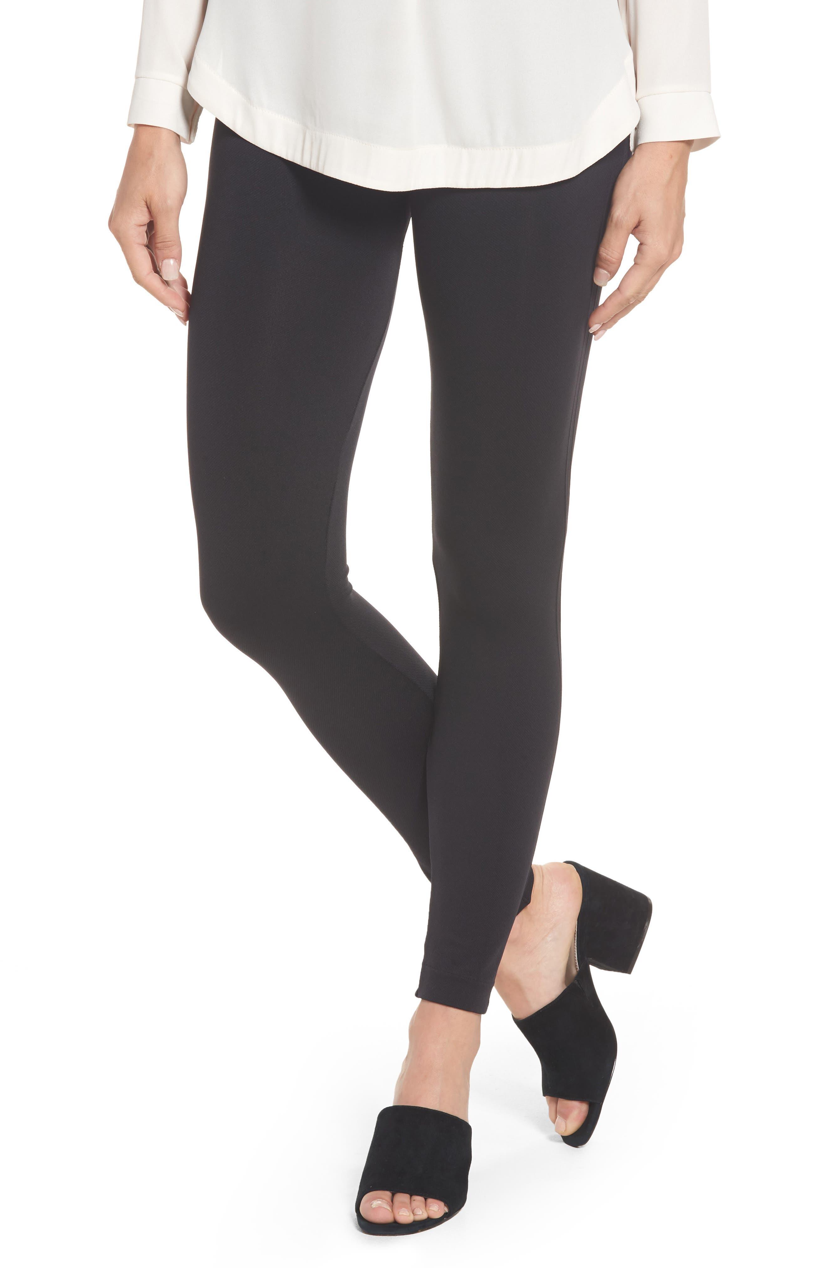 SPANX® Look at Me Now' Seamless Leggings