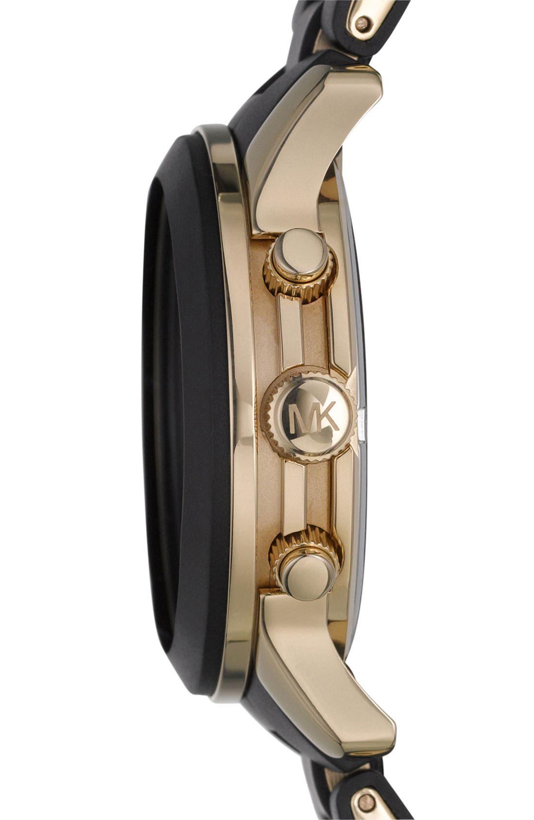 ,                             'Runway' Chronograph Watch, 39mm,                             Alternate thumbnail 5, color,                             002