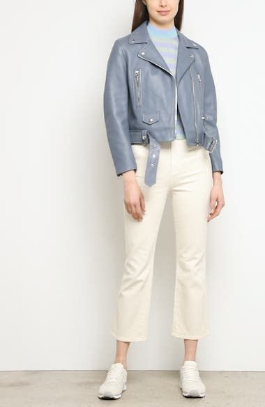 Benny Crop Flare Jeans, video thumbnail