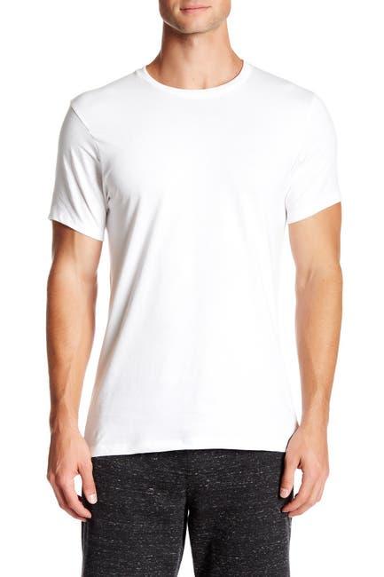 Image of Calvin Klein Cotton Crewneck T-Shirt - Pack of 3