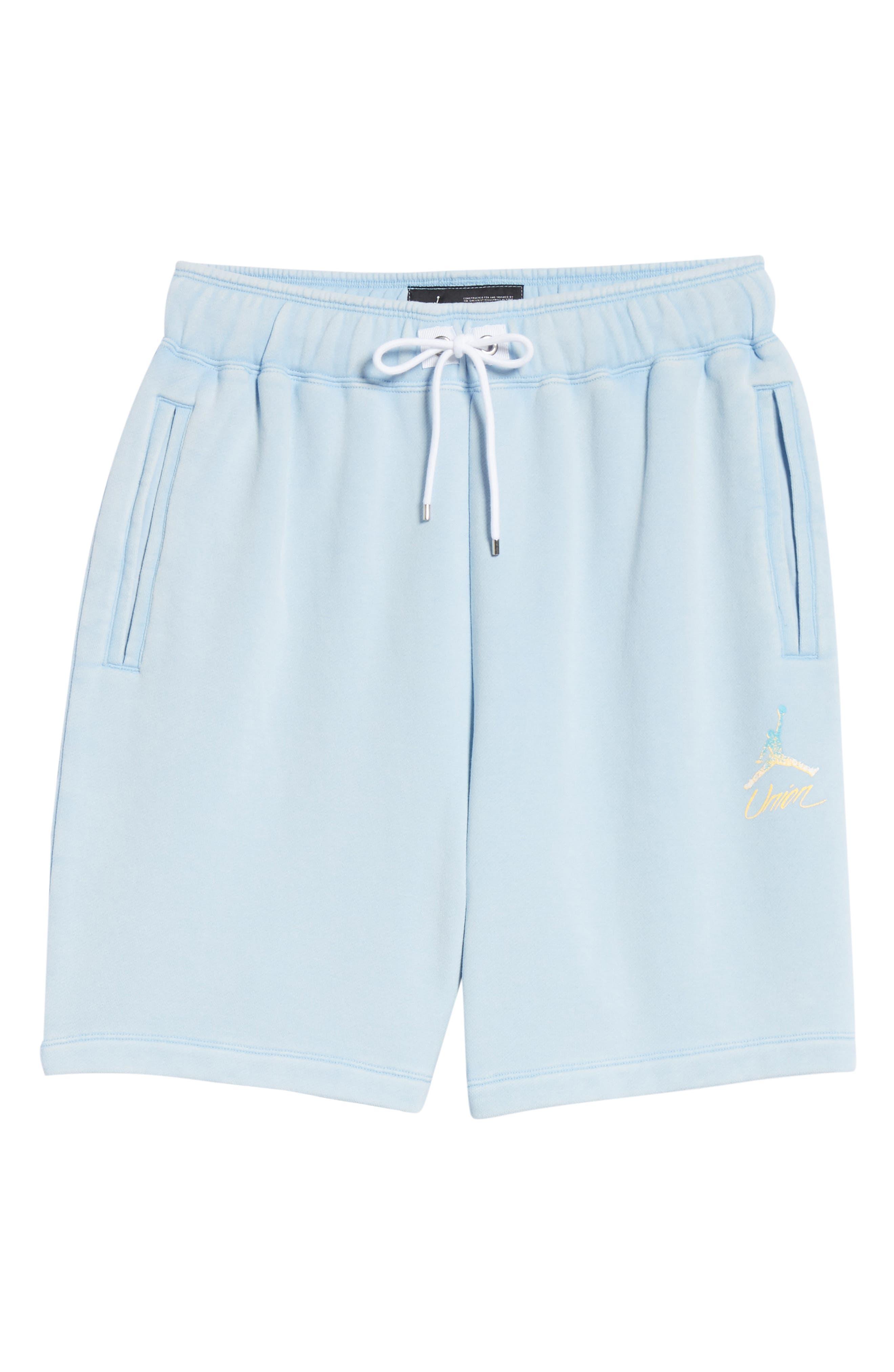 Jordan x Union NRG Fleece Shorts