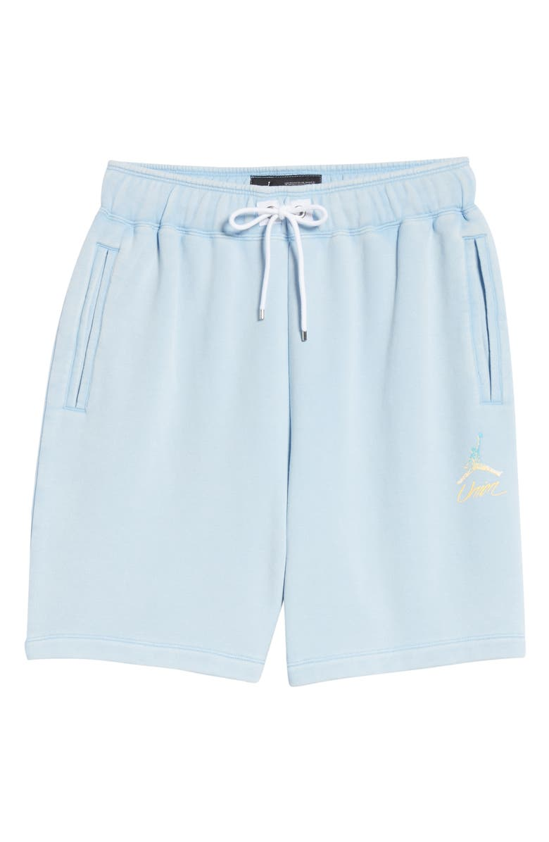 JORDAN x Union NRG Fleece Shorts, Main, color, 436