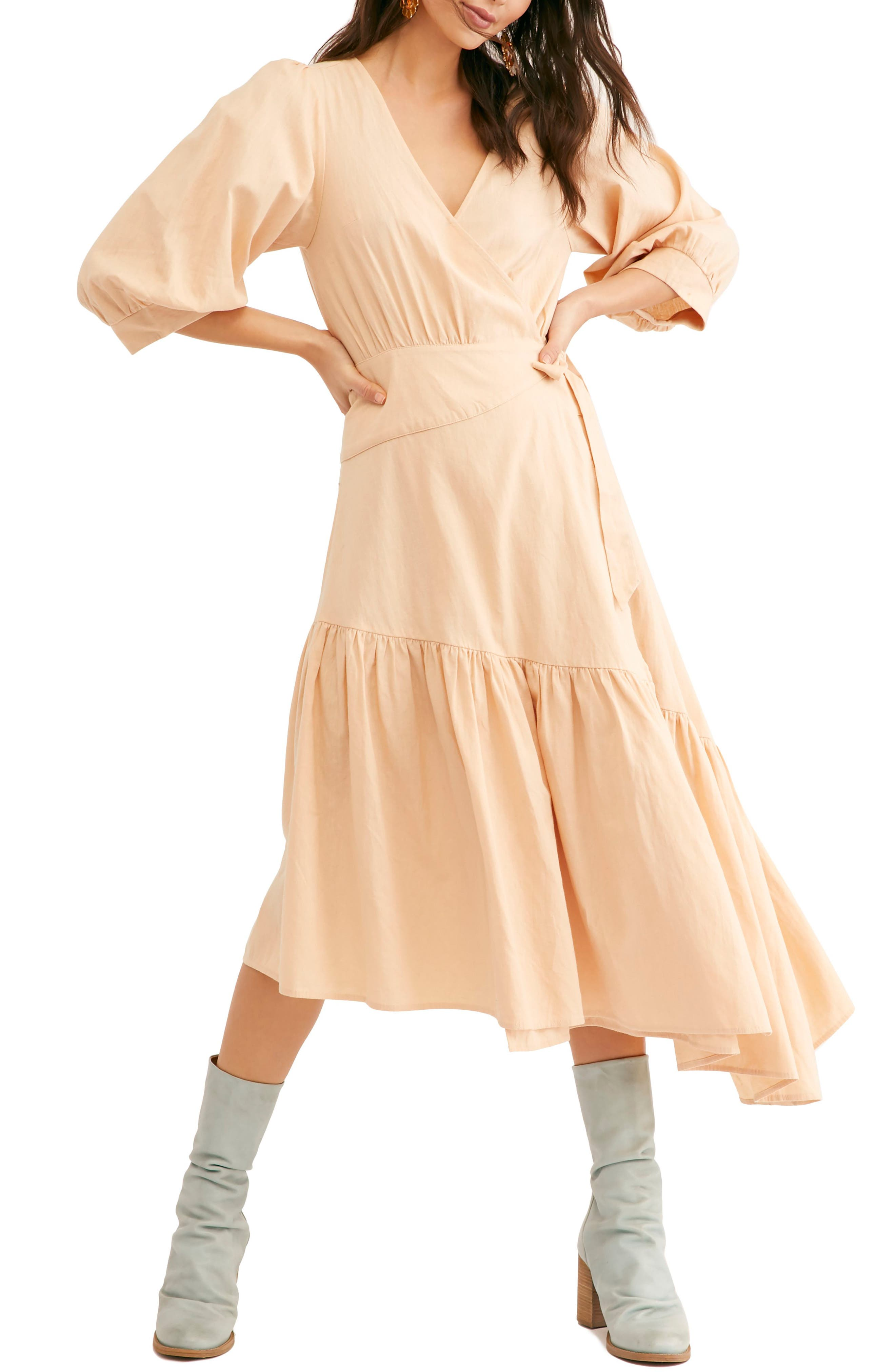 Endless Summer by Free People Don't Mind If I Do Midi Dress