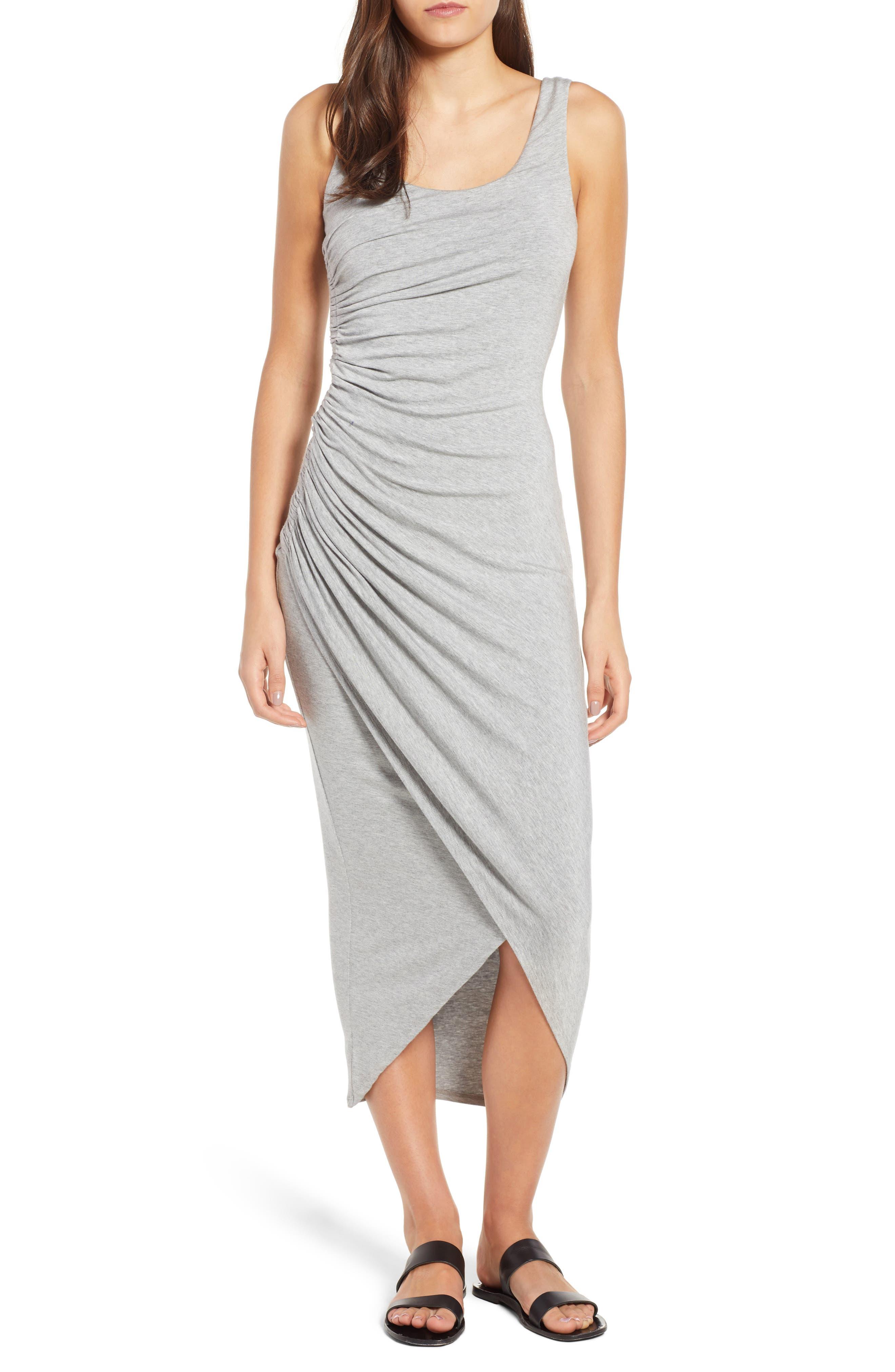 Bailey 44 Dishdasha Dress, Grey