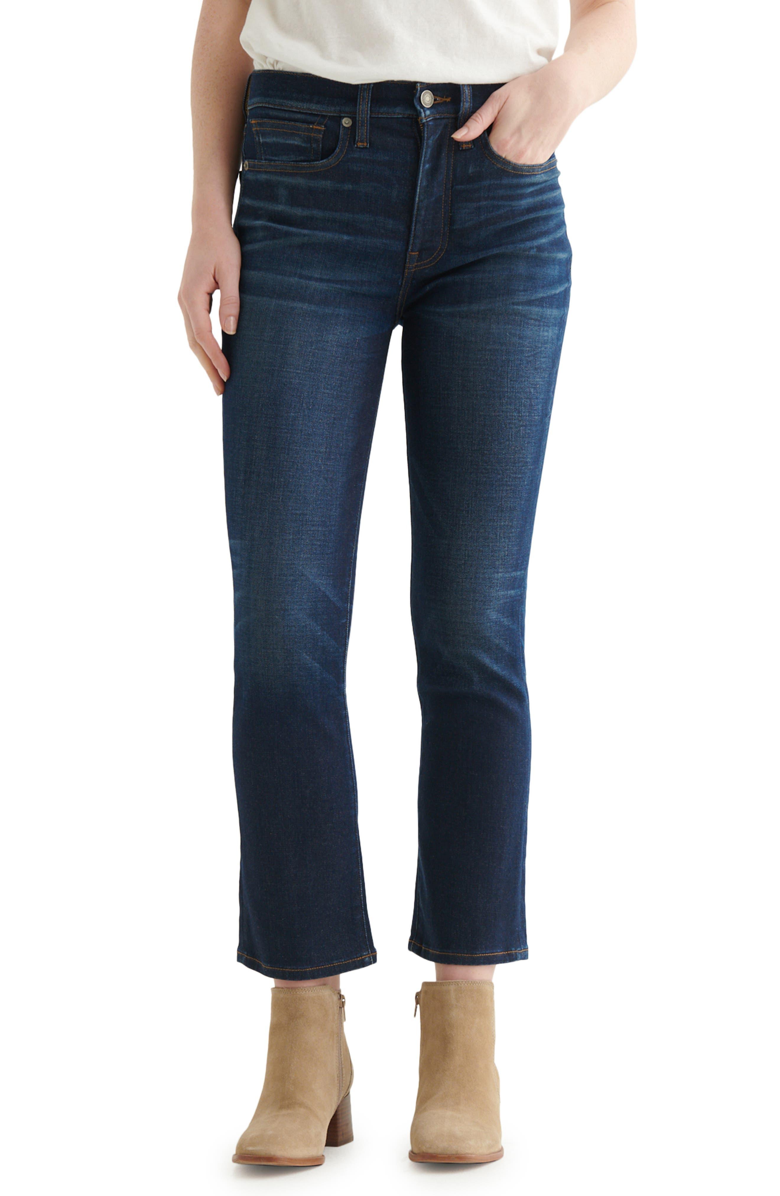 Zoe Straight Leg Jeans