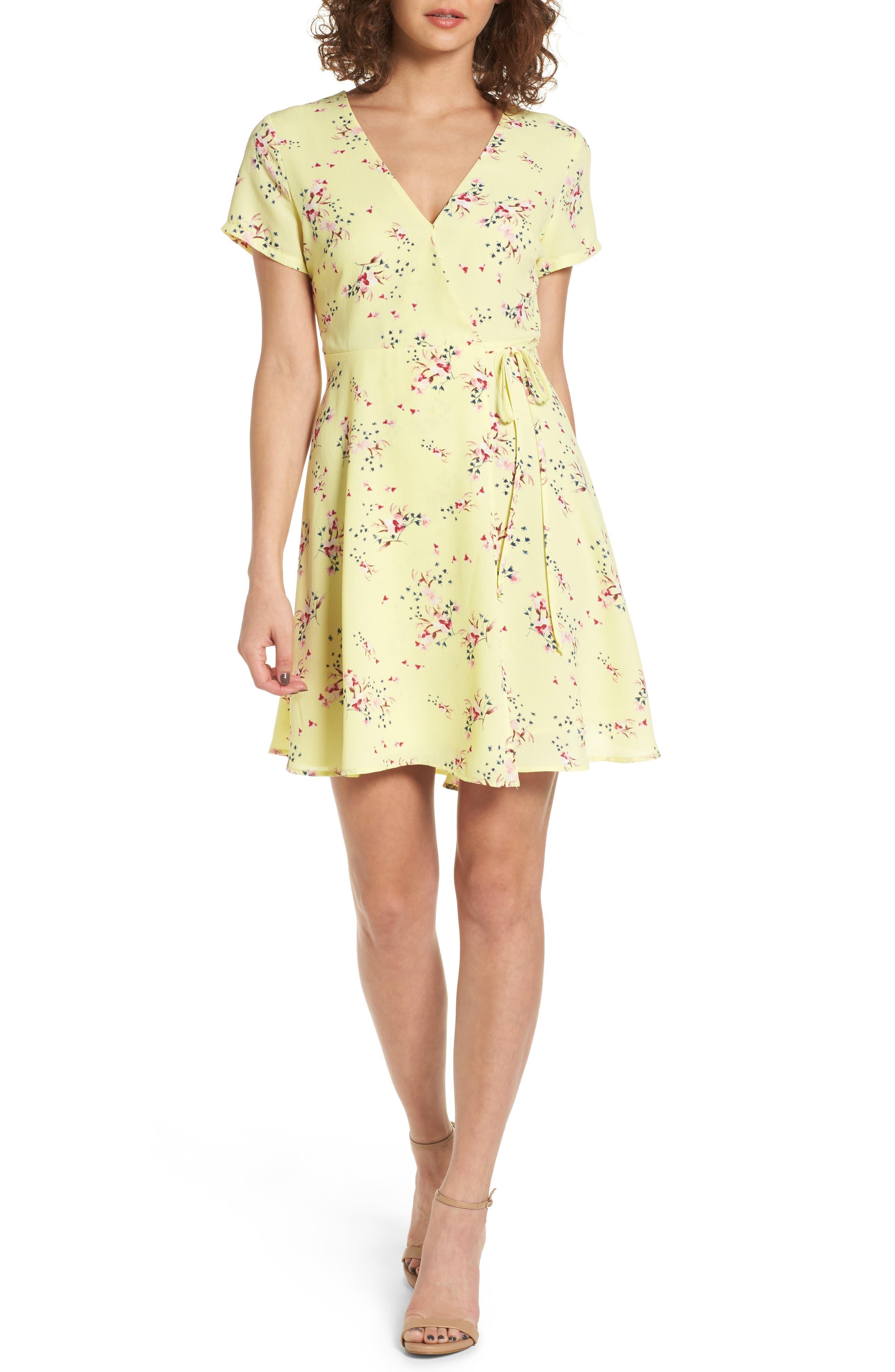 Women's Olivia Wrap Dress