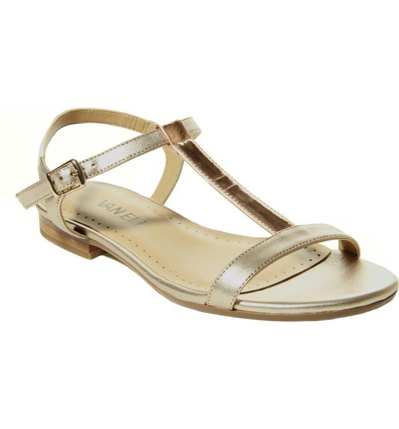 VANELI Edred T-Strap Sandal, Main, color, 650
