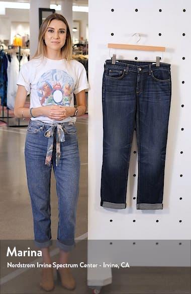 Dre Slim Boyfriend Jeans, sales video thumbnail