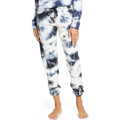 Pj Salvage Tie Dye Pajama Pants, Blue