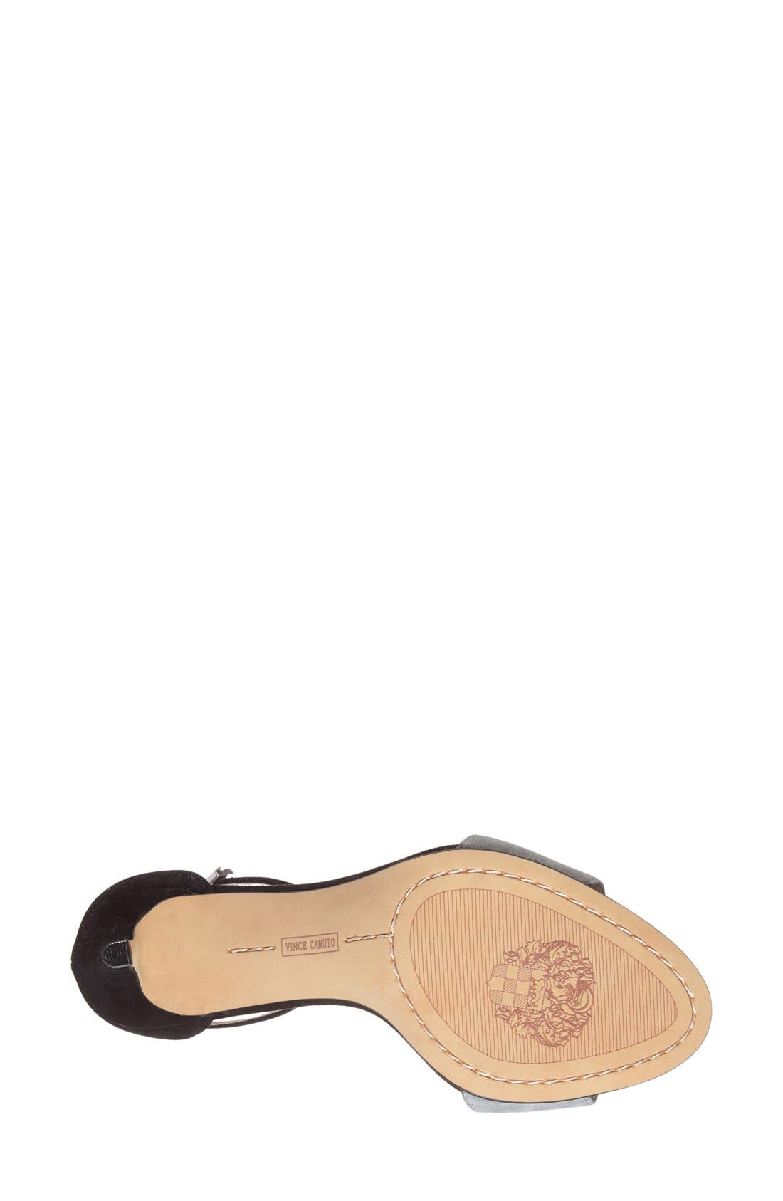 ,                             'Court' Ankle Strap Sandal,                             Alternate thumbnail 41, color,                             050