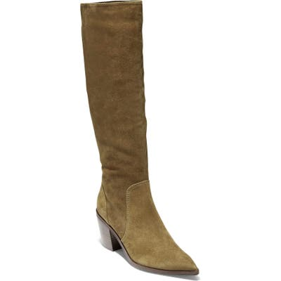 Cole Haan Willa Knee High Boot, Brown