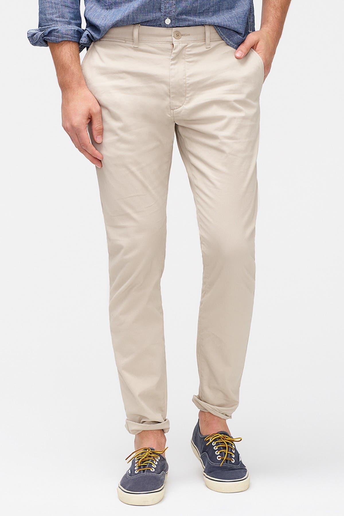 Image of J. Crew 250 Skinny Core Stretch Pants